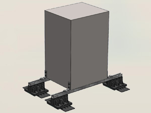 Roof Top                          Blox Mechanical/Electrical Stand